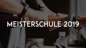 Meisterschulen des Handwerks 2019